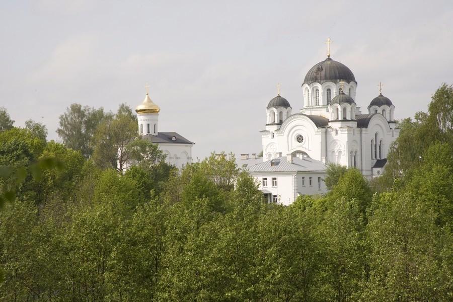 Спасо-Евфросиниевский cтавропигиальный женский монастырь в г. Полоцке